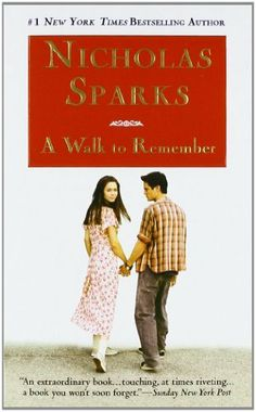 I passi dell'amore A Walk to Remember di Nicholas Sparks, http://www.amazon.it/dp/0446608955/ref=cm_sw_r_pi_dp_CW8Osb05KBPBW