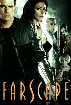 Farscape ♥  Just love a universe where all the aliens speak with an Australian accent !