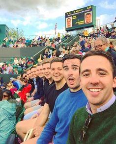 La selfie viral de los chicos blancos.
