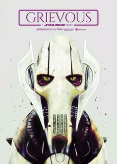 Star Wars/ General Grievous by Alberto Reyes Francos