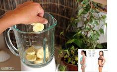Elimine a gordura abdominal e fique com a barriga lisa em 30 dias com este batido! - Receitas Para Todos os Gostos
