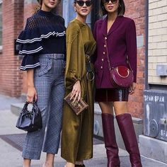 Street style pinned by sheisrebel.com - Sweet! @chrisellelim @camilacoelho @songofstyle by @altamiranyc