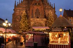 Christmas markets in Germany? I love the Christmas markets in Germany. Joe and I are going this year...but we're adding Switzerland, Austria and Hungary!