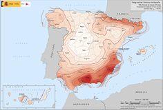 Más de 70 temblores de tierra en Albacete