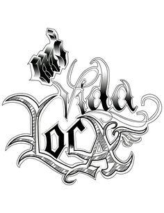 Cholos Cholas Azteca Tattoo Graffiti Gangster Weed Cannabis Charra Catrina Payasa Marihuana Calaveras Art Script Lettering, Typography Letters, Arte Cholo, Azteca Tattoo, Cheech And Chong, Chicano Art, Phone Wallpapers, Blackwork, Tattos
