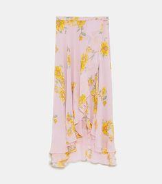 Zara Floral Print Sarong