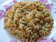 Trini Fry Rice | Simply Trini Cooking