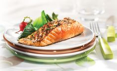 Maple Salmon Filet with Chives - I Love Maple, India