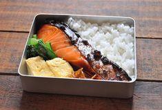 鮭弁当 SakeBento