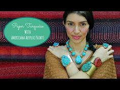 DIY Основа для украшений. Мастер-класс \ Basis for jewelry \ Paper crafts \ Jewelry papier-mache - YouTube