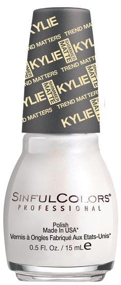 Kylie Jenner Sinful Colors Neglelakk Hello Halo #2112 15ml
