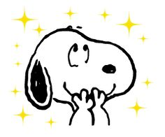 smiley snoopy