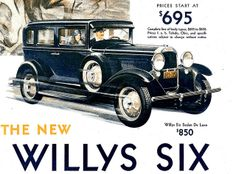 1930 Willys by dok1, via Flickr