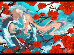 NaruSaku_Your_Glance by ~Warrior-of-Ruin on deviantART