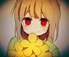 """#wattpad #fanfiction (Y/n)(L/n). A girl who received an unknown email telling her to download the link of a """"game"""". She didn't know what could happen.. Except maybe a broken laptop.. Or maybe even more.. because that so-called """"game"""" might have contained a certain tsundere demon, Chara. After that happened, cliché and..."""