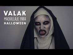 Maquillaje Halloween, Cosplay, Halloween Face Makeup, Youtube, Nun Costume, Beauty And The Beast, Costumes, Projects, Youtubers