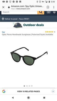 8ec4427717e4f Spy Optic Pismo  fashion  clothing  shoes  accessories  mensaccessories   sunglassessunglassesaccessories (