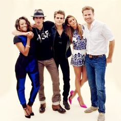 Kath,Ian,Matt,Elena a Paul