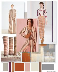 Trends – Page 2 – Designer Fashion Tips Fashion Colours, Pink Fashion, Womens Fashion, Fashion Top, Cheap Fashion, Color Balance, Clothing Size Chart, Color Swatches, Color Trends