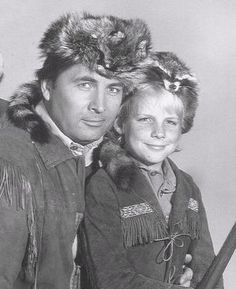 Fess Parker and Darby Hinton (The DB Show)