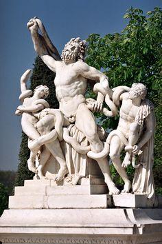 Hegesandros, Polydoros, & Athanadoros of Rhodes at Versailles
