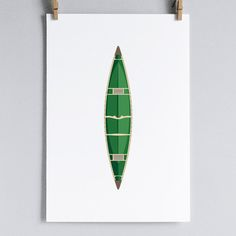 Canoe by Roo kee Roo