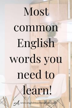 English words and phrases to help you improve your English Speaking Skills. Click the link below to watch the full video lesson Advanced English Vocabulary, Teaching English Grammar, English Writing Skills, English Language Learning, Grammar Tips, Grammar Lessons, Improve English Speaking, Learn English Words, English Study
