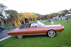 1963 Chrysler Turbine History Pictures Value Auction S Research And News