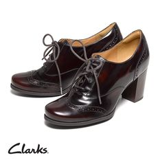 Clarks Autumn/Winter 2014 Collection | Sneak Peek | shoes | pumps | heels