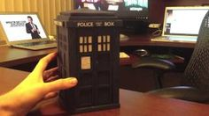The Augmented Reality Tardis: It's Bigger On The Inside, via YouTube.