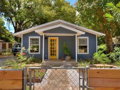 Vintage chic meets industrial-modern design in this East Austin Bungalow! 3021 Castro St, Austin, TX 78702