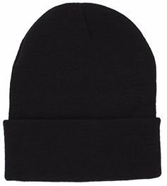f00324a7c1af4 Women Fashion Trandz USATHE HAT DEPOT Unisex Skull Long Beanie Plain Ski Hat