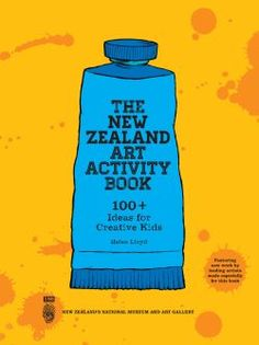 The New Zealand Art Activity Book: 100+ Ideas for Creative Kids - Museum of New Zealand Te Papa Tongarewa. Free preview book has some good doodle activites