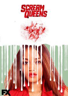 Scream Queens Poster- Zayday