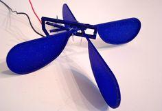 3D Printed Ornithopter - Micro UAV Drone