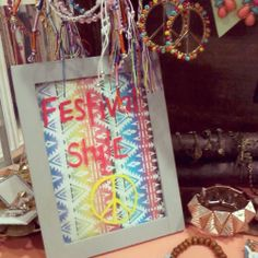 Festival Style Display