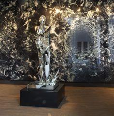 Angelo Musco - Tehom - 2010; David Altmejd - The Clock - 2008