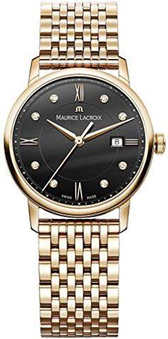 3471e87aaced Best Seller Maurice Lacroix Eliros EL1094-PVP06-350-1 Wristwatch women  genuine diamonds online