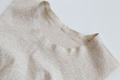 Willow Sew-Along | Grainline Studio/flat bias binding