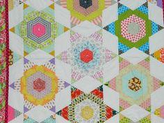 s.o.t.a.k handmade: stars in your eyes {blogger's quilt festival}