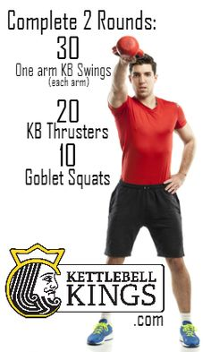 KB Workout | Posted by: CustomWeightLossProgram.com