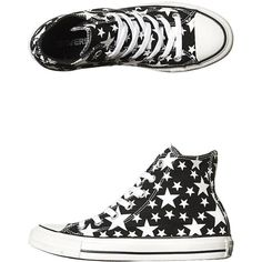 Converse Chuck Taylor Womens All Star Multi Star Hi Shoe Women's Shoes... (