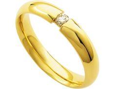 Aliança em ouro 18k  Em até 12x de R$ 104,71  Frete Grátis  www.duealincas.com.br