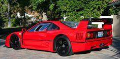 Ferrari F40 LM More