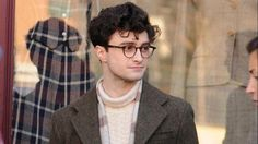 Daniel Radcliffe wants to win an award for his gay kiss