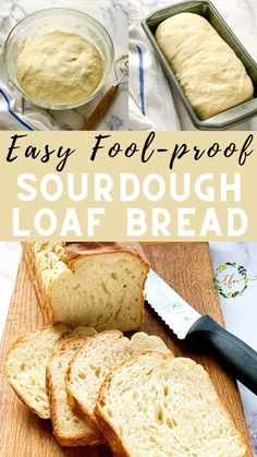 Sourdough Sandwich Bread Recipe, Soft Sourdough Bread, Sourdough Starter Discard Recipe, Sandwich Bread Recipes, Sourdough Recipes, King Arthur Sandwich Bread Recipe, Sour Bread Recipe, Sourdough Bread Benefits, Bread Flour Recipes
