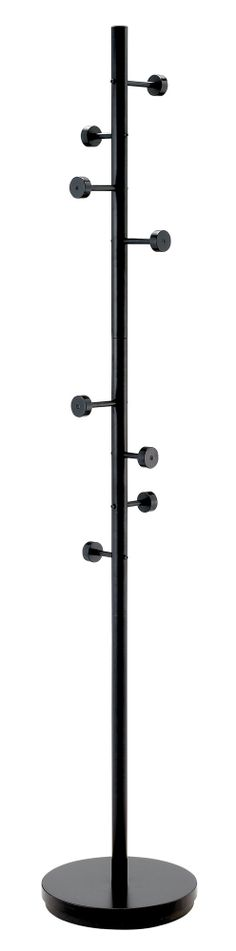 Etagere Ikea Fixation Invisible ~   Home Furnishing Metal Coat Rack, Black  Coat Stands  Cofabitation