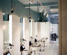 Interiors – The Klinik Hair Salon – Block Architecture