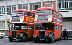 https://flic.kr/p/dEi6Pm | London Transport: RT4189 (LYF248) and RT4794 (OLD861)…