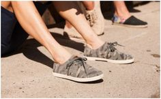 @TOMS rolls out its first men-only #shoes, the SoCal inspired Paseo. More on @Logo TV's NewNowNext: http://www.newnownext.com/toms-paseo-guys-shoe/05/2013/ #fashion #style